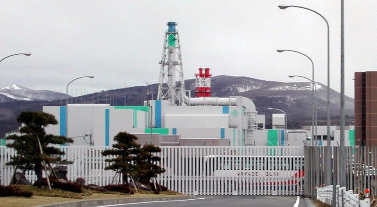 Operator Announces Another Delay At Rokkasho MOX Facility