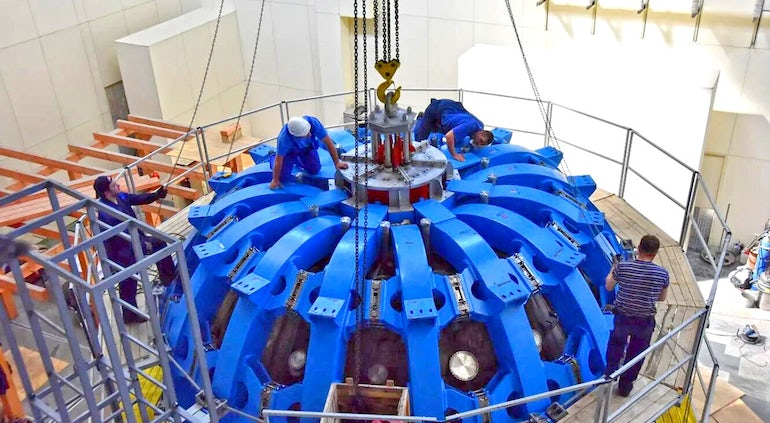 Upgraded T-15 Fusion Plant Returns To Service At Kurchatov Institute