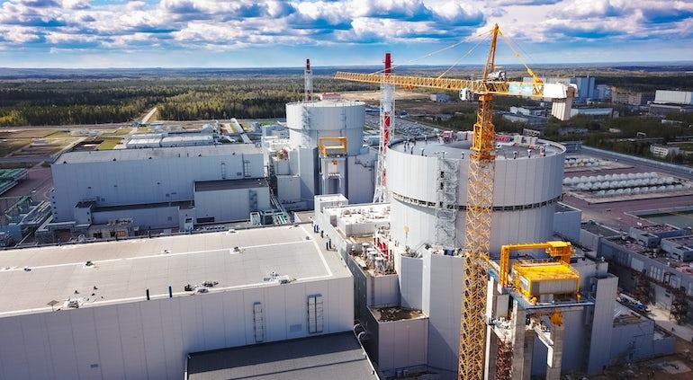 Leningrad 2-2 Generation III+ Plant Enters Physical Startup Phase