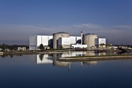 Unit 2 At France's Oldest Nuclear Station Shuts Downs For Good