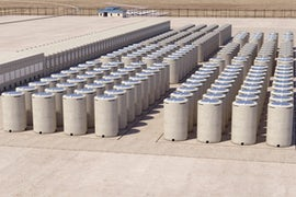 Regulator Issues Licence For Interim Spent Fuel Storage Facility In Texas