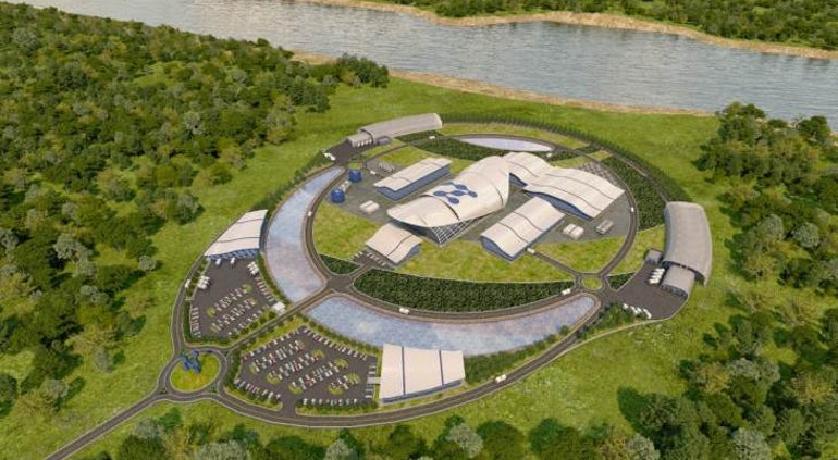 Company Signs Agreement To Help Develop Marine Nuclear Station