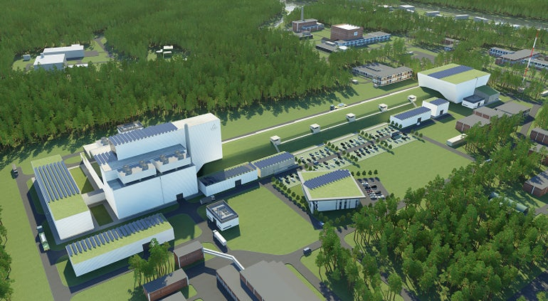 Belgium Confirms €558 Million In Funding For Myrrha Research Reactor