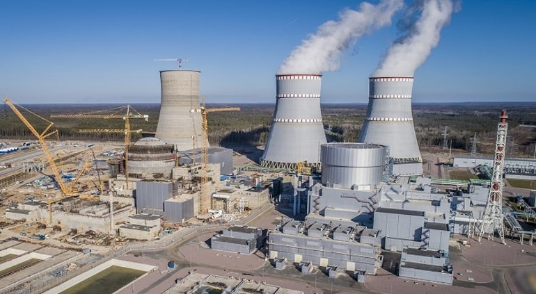 Rosatom Approves Construction Of Four New Nuclear Plants