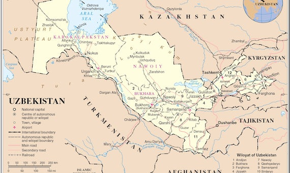 Orano Signs Mining And Exploration Agreement With Uzbekistan