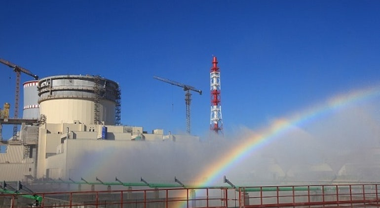 Fuel Loading Begins At Country's First Nuclear Plant