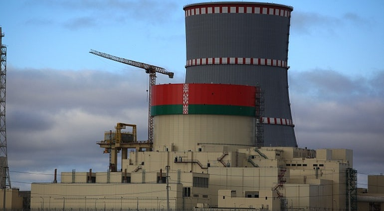 Fuel Loading At First Nuclear Plant Scheduled For August