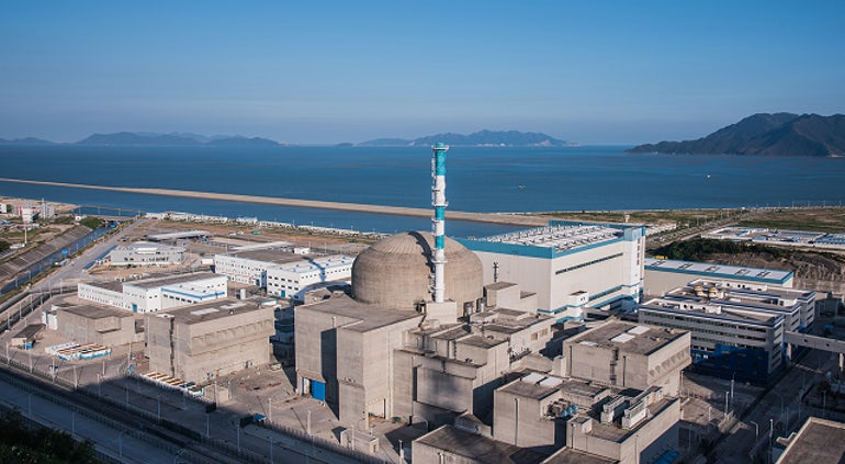 China's Taishan-1 Becomes First EPR To Enter Commercial Operation