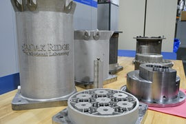 Researchers Are 'Refining Design' Of 3D-Printed Reactor Core