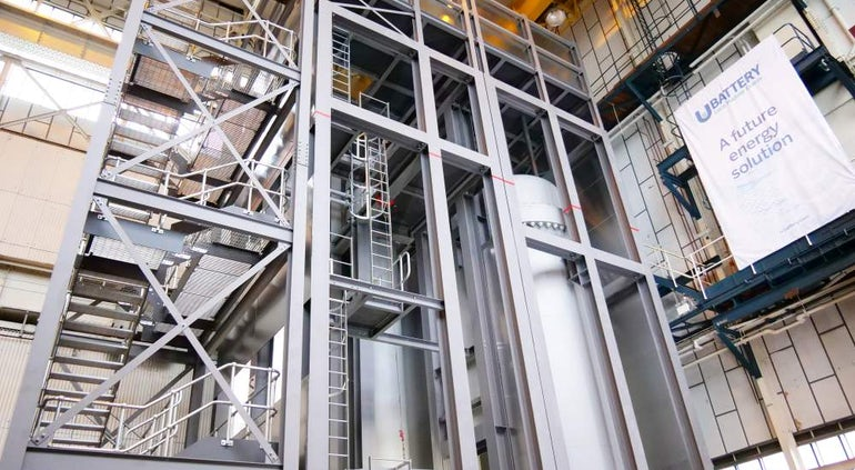 UK Company Unveils First Full-Scale Mockup Of Advanced Modular Reactor