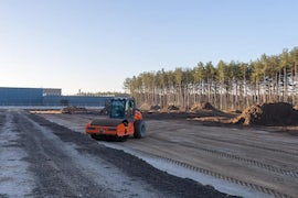 Construction Begins Of New Low-Level Radwaste Facility At Dessel