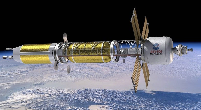 NASA Announces Funding for Three Thermal Propulsion Reactors