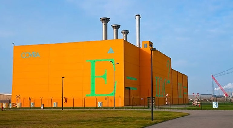 Covra Announces Plans For New Radwaste Facility
