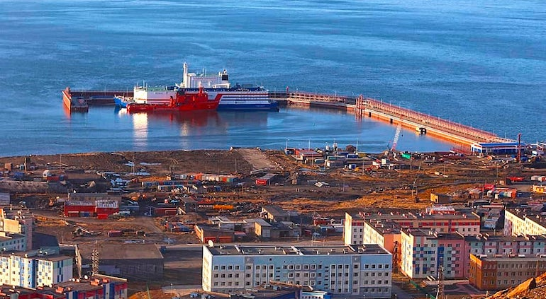 Russian Port Town To Switch To District Heating Powered By Floating Nuclear Plant