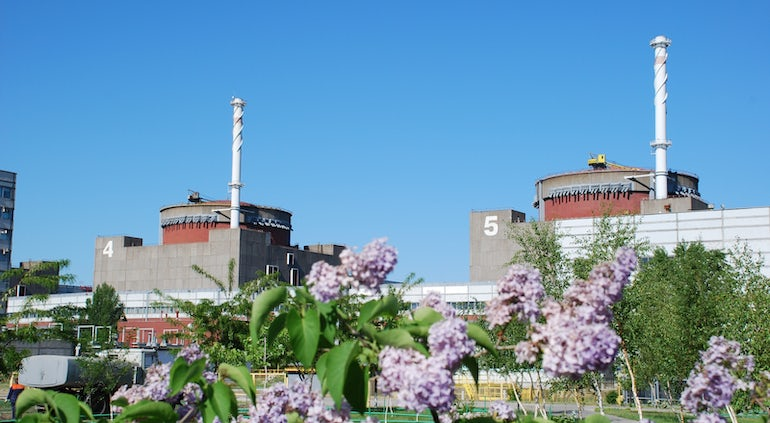 Zaporozhye-5 Becomes Second Unit To Use Only Westinghouse Fuel
