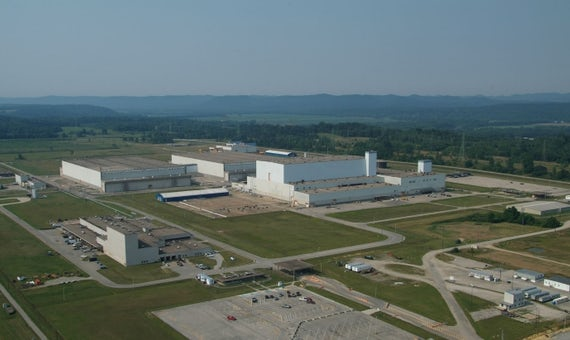 NRC Accepts Centrus Application For Production At Ohio Facility