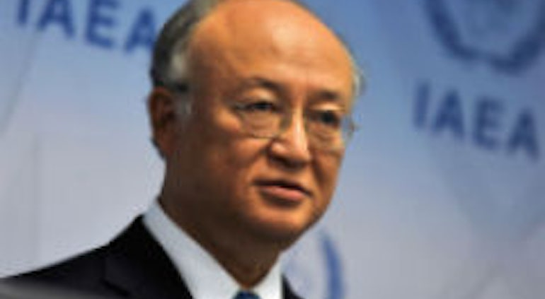 IAEA's Amano Promotes Importance Of Nuclear For Development