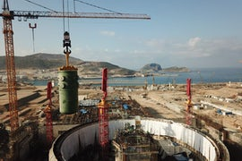 RPV Installed For Unit 1 At Turkey's First Nuclear Station