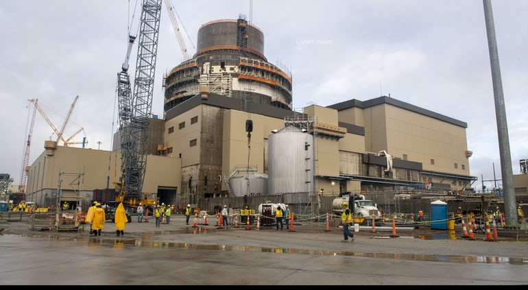 First Nuclear Fuel Shipment Arrives For Unit 3