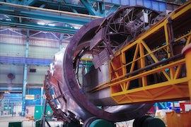 Upper RPV Half For New Tianwan-7 VVER Plant Assembled