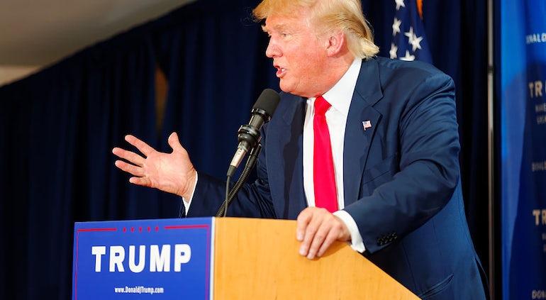 Trump Signs Legislation That Will 'Speed Up Development Of Advanced Reactors'