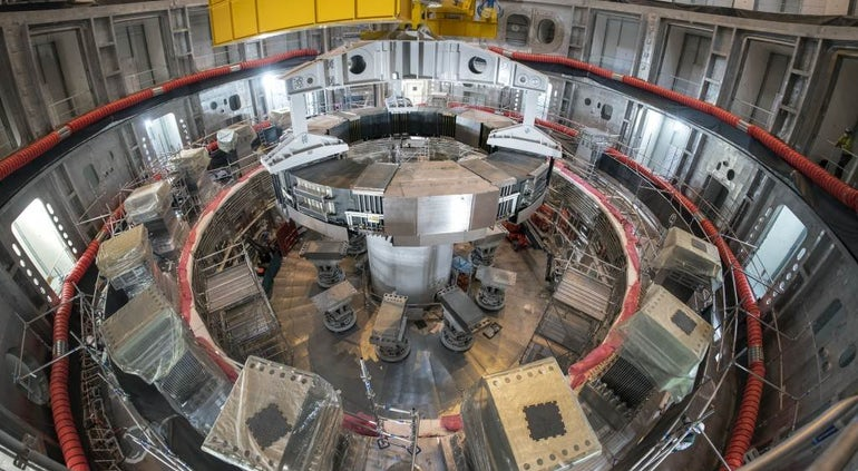 Pandemic Could Lead To Iter Delays And Cost Overruns