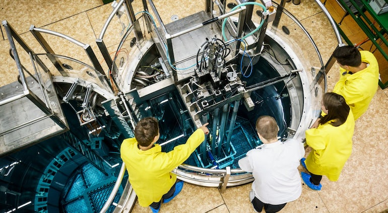 Regulator Grants Siting Licence For VR-2 Research Reactor