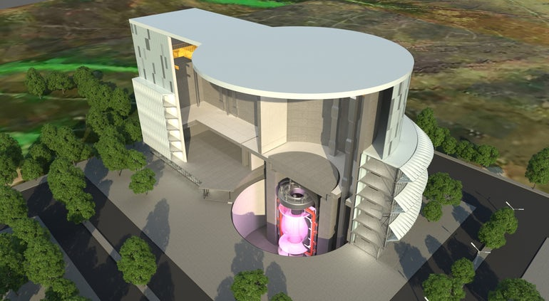 South Wales Site Joins Nominations For UKAEA's 'Step' Reactor