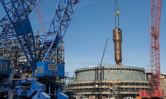 Scana And Dominion Agree To Pay $25 Million Fine In Summer Nuclear Fraud Case