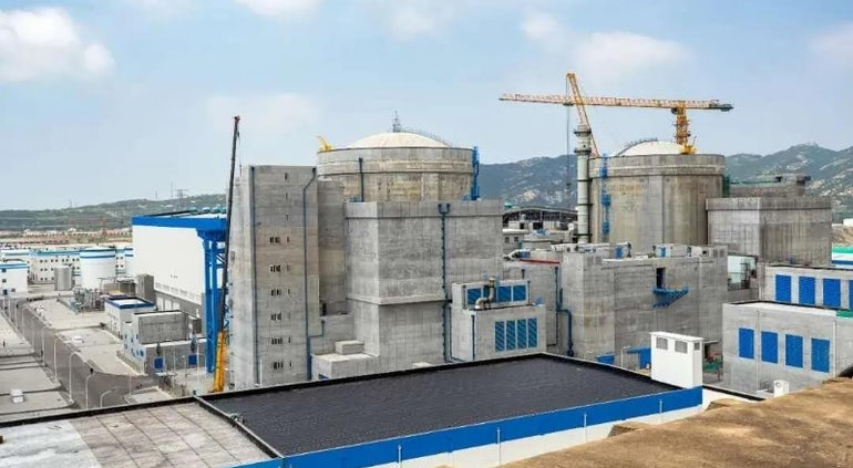 Cold Functional Testing Complete At Tianwan-6, Says CNNC