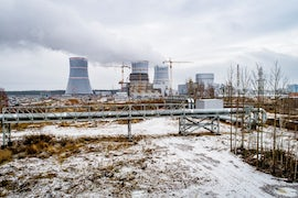Leningrad 2-1 Provides District Heating For Sosnovy Bor