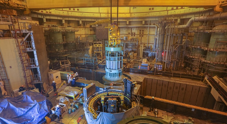 VVER-1200 Unit Ready To Begin Pre-Commissioning Testing