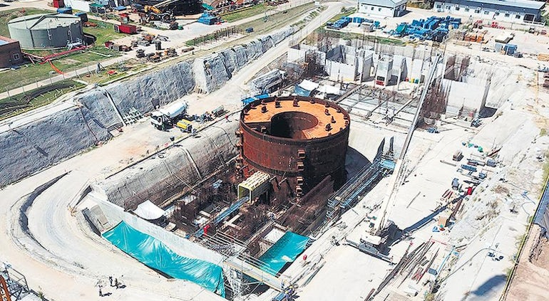 Carem-25 SMR Contract Heralds 'Reactivation' Of Nuclear Sector