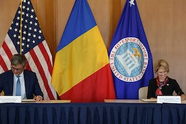 Romania And US Confirm Signing Of $8bn Draft Agreement For New Reactors