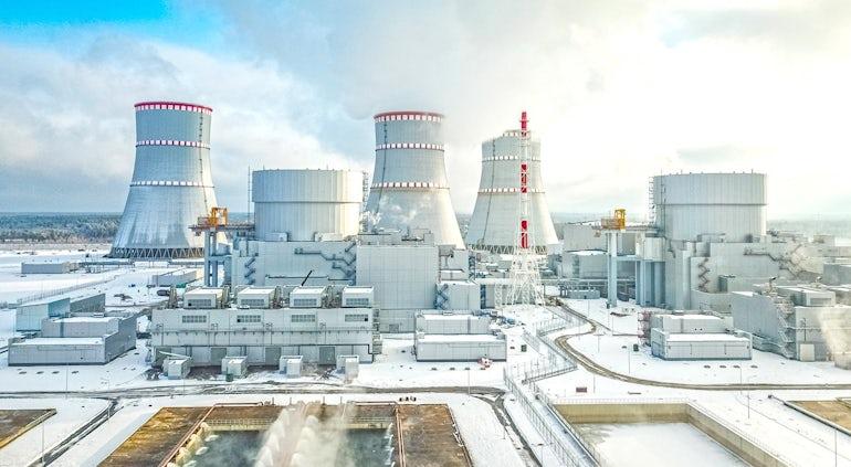 24 New Reactors Needed To Meet Putin's Nuclear Target, Says Rosatom Boss