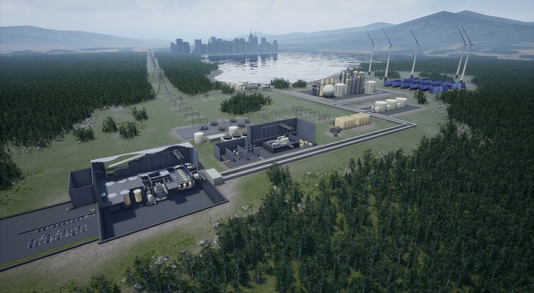 Company Signs IMSR Nuclear Plant Agreement With Aecon Group
