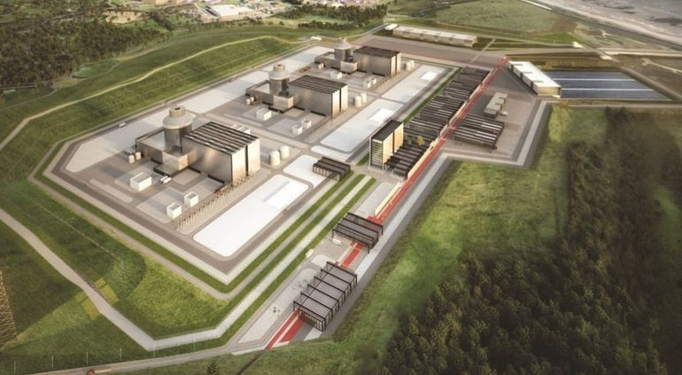 Major Proposals Announced For New EPRs And SMRs At Moorside