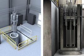Public Review Begins Of 'Marvel' Microreactor Final Environmental Assessment