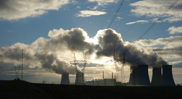 OECD Nuclear Production Share Sees Modest Increase To 17.7%
