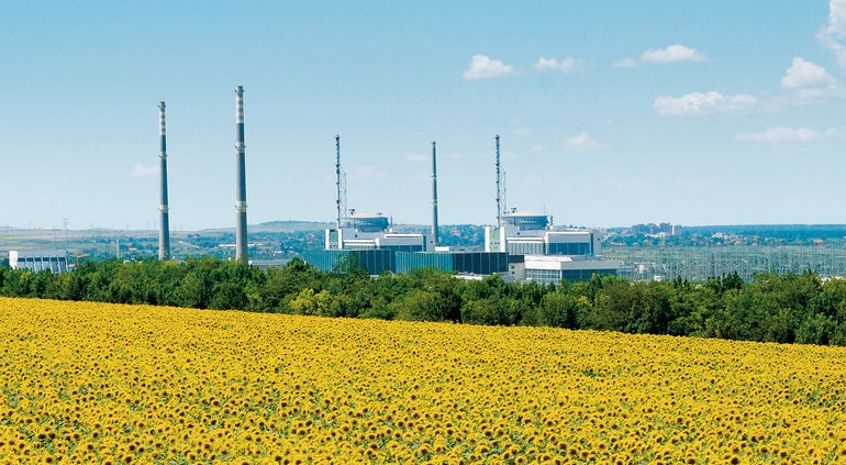 Prime Minister Reveals Plans For New Reactor At Kozloduy