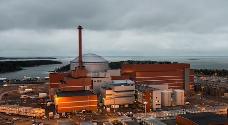 Olkiluoto-3 EPR 'Remains On Schedule' For Commercial Operation In December 2018