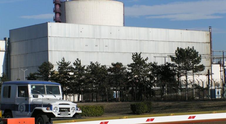 Caorso Radioactive Waste Shipped To Slovakia For Treatment