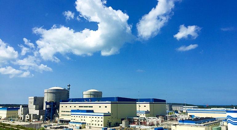 Construction Begins Of Two Hualong One Reactors At Changjiang