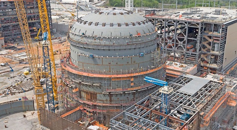 Work On Schedule To Meet Revised Targets, Says Southern Nuclear