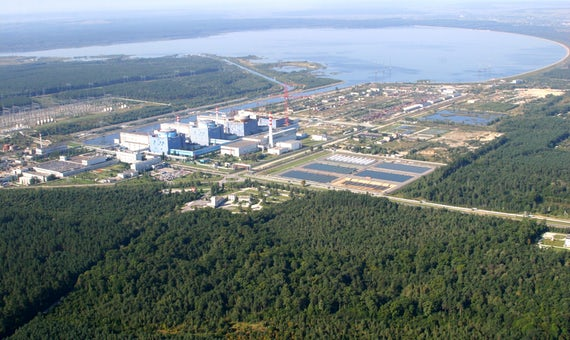 Energoatom And South Korea's KHNP Discuss Possible New Build Projects