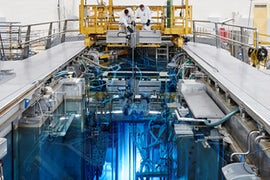 NRG Begins Experiment On Behaviour Of Nuclear Fuel