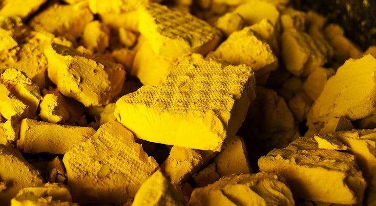 Press Report Claims Kingdom Has Built Uranium Processing Facility