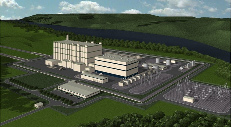 Bill Gates And Warren Buffett Announce Plans For New Type Of Reactor In Wyoming