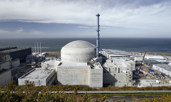 Hot Functional Testing Complete At First EPR In France