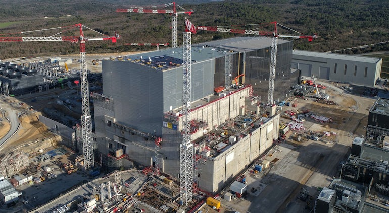 Assembly Phase Of €20bn Fusion Reactor Set To Begin